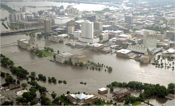 Cedar Rapids = Venice