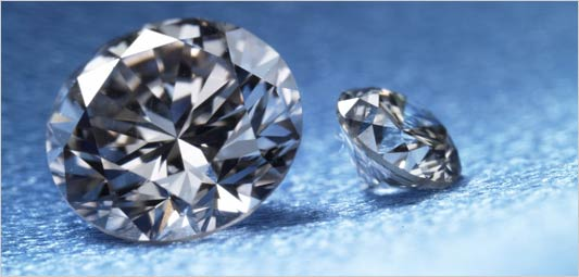 Diamond created in lab by Apollo Diamond
