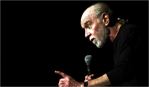 George Carlin, Splenetic Comedian, Dies at 71