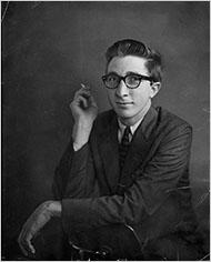 W. Earl Snyder, courtesy of John Updike (circa 1960)