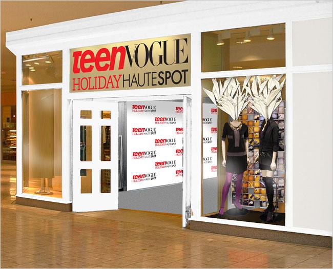 Teen Vogue Haute Spot