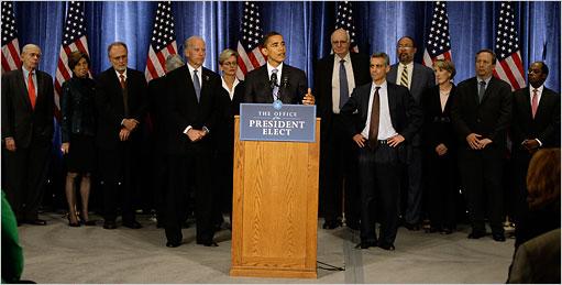 Obama Says Speedy Action Needed on Economy