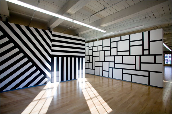 Sol LeWitt at Mass MoCA  SLIDE SHOW