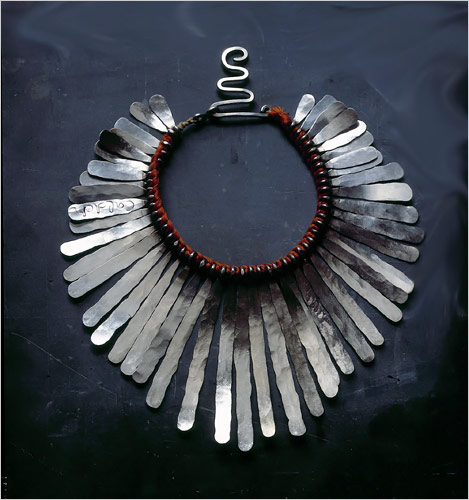 Necklace by Alexander Caldwell