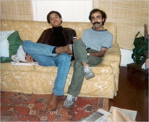 Obama and Siddiqi