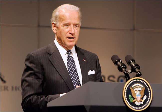 Biden Outlines Foreign Policy Agenda