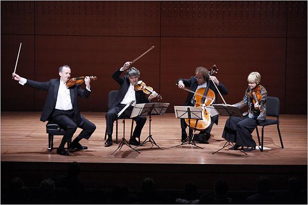 Beethoven quartets