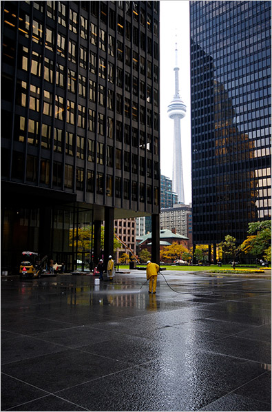 Toronto Dominion Centre to undergo green retrofits
