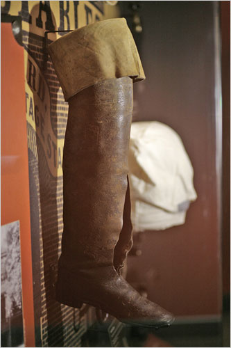 Booths boot