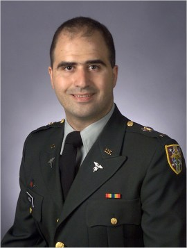 Maj. Nidal Hassan, portrait of troubled American Muslim officer