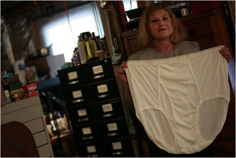 Clothing a Hard-to-Fit Inmate is All in a Day's Work for Governments' Go-To Gals