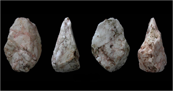 Image result for Quartz hand-axes crete