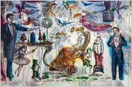 Sigmar Polke The Painter As Alchemist Reviews And