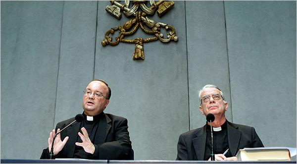 Vatikan-Pressekonferenz (Foto: Andrew Medichini / Associated Press)