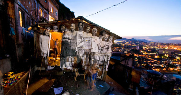 TED Prize Goes to J R, Who Gives Slums a Human Face - The ...