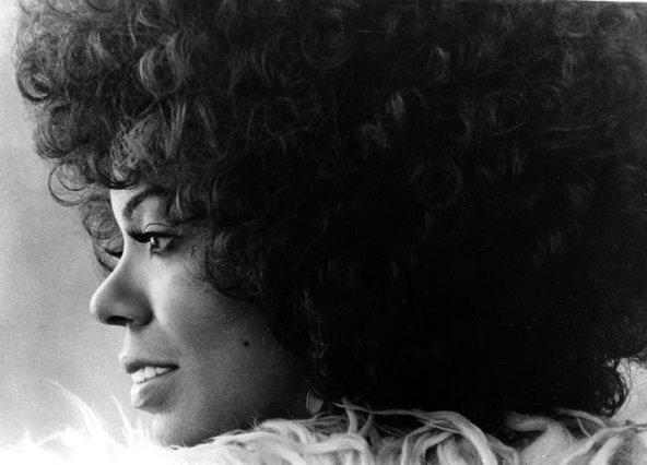 Mary Wells circa 1970.
