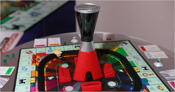 New Monopoly features a computer tower monitoring every move