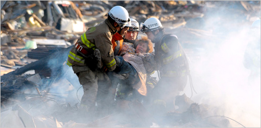 japão terremoto tsunami