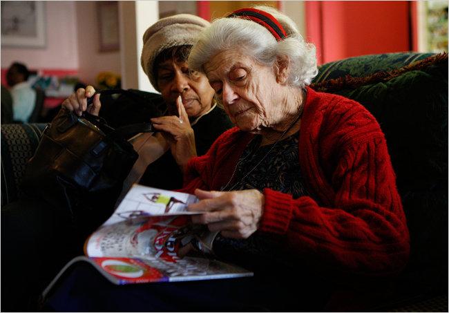 elderly communities