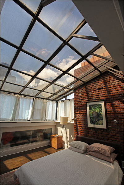 Roof Windows In A Loft Space Emdeco
