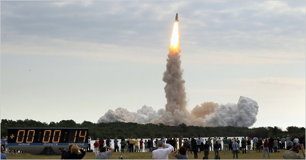 NASA Space shuttle retirement - General Off-Topic ...