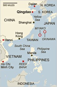 As Chinese Navy Extends Reach, Pacific Governments Grow ...