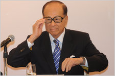 Nader Nazemi-Li Ka-shing, the richest person in Asia