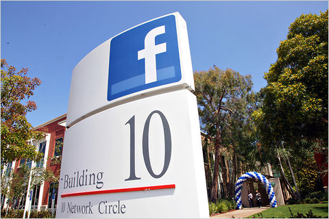 Facebook's new headquarters in Menlo Park, Calif., has many quirky touches.