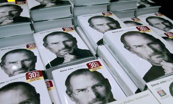 Mr. Isaacson said he was not concerned his name would always be linked to Mr. Jobs.