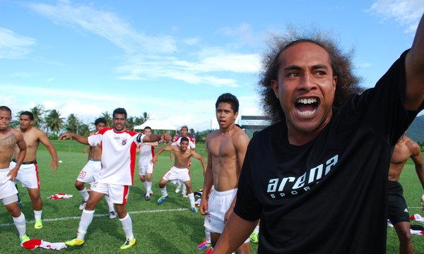 Amerykańskie Samoa swietuje