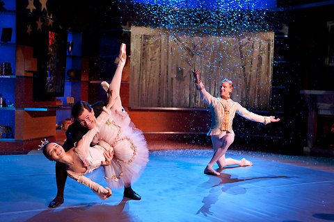 Stephen Colbert Ballet