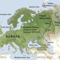 Where's Europe?