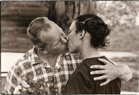 Richard y Mildred Loving.