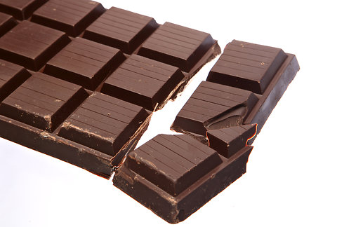 Frequent chocolate eaters tend to weigh less, a new study found.