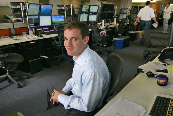 John Arnold, chief of Centaurus Energy Trading.
