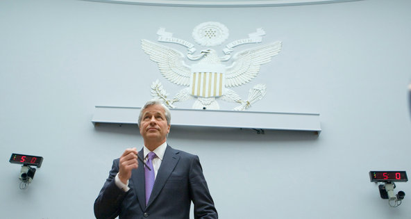 Jamie Dimon, chief executive of JPMorgan Chase, discussed the deal last week before the House Financial Services Committee.