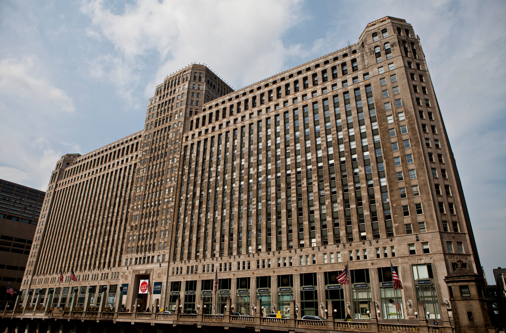 Merchandise Mart In Chicago Attracts Tech Start Ups