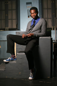 Tarell Alvin McCraney in 2009.