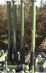The M79 Osa from this Youtube video.