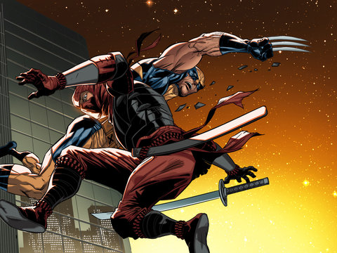 A new 13-chapter story about Wolverine will be featured in Marvel's Infinite mobile comics, with new chapters weekly.
