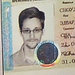 This document allowed Edward J. Snowden to leave his airport refuge in Moscow on Thursday.