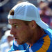 Lleyton Hewitt, 32, a former No. 1, during his five-set loss to Mikhail Youzhny in the fourth round Tuesday.