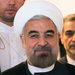 President Hassan Rouhani of Iran, center, spoke about nuclear disarmament at the United Nations General Assembly on Wednesday.
