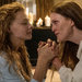 Chloe Moretz and Julianne Moore in