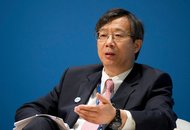 Yi Gang, deputy governor, People's Bank of China