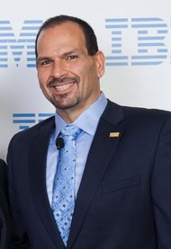 Lance Crosby, chief executive of SoftLayer, a cloud computing company that IBM purchased earlier this year.