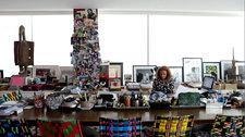 In the Studio | Diane von Furstenberg