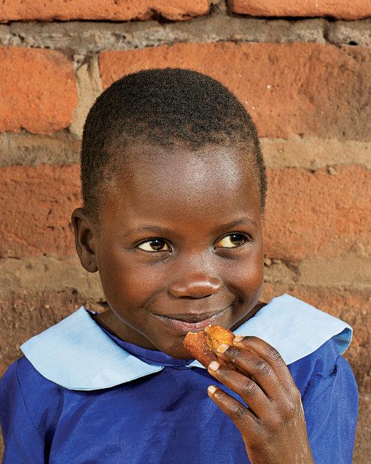 <p>Emily Kathumba, 7 years old, Chitedze, Malawi</p>