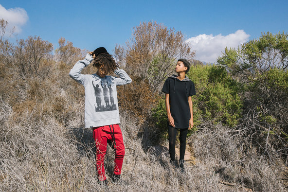 This month, Jaden (left) and Willow Smith both released new abums.