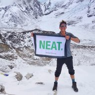 Dan Fredinburg posted this image on his Instagram account on April 24, 2015, near Mount Everest. Mr. Fredinburg, a Google engineer and avid climber, was killed when an earthquake in Nepal set off an avalanche.
